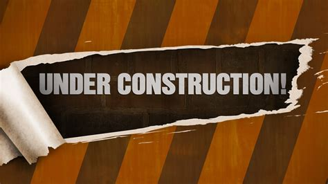 Under Construction Wallpaper