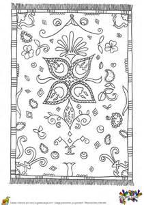 Dessin Tapis by Coloriage Tapis Motifs Turquie Sur Hugolescargot Com
