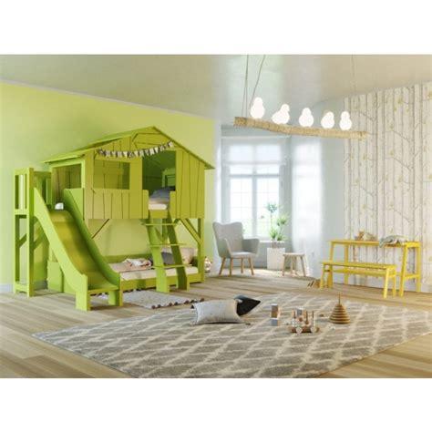 Letto A Con Scivolo by Letto A Di Design Con Scivolo Cabana Per Bambini