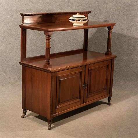 Sideboard Servers by Antique Cabinet Buffet Server Sideboard Quality Mahogany