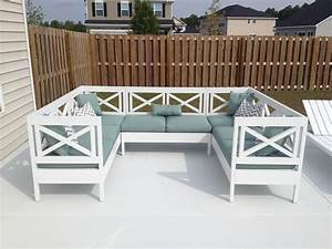 ana white weatherly outdoor sectional diy projects With outdoor sectional sofa plans ana white