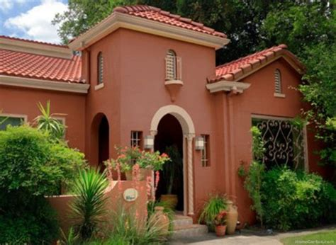 35 spanish style exterior paint colors you will love