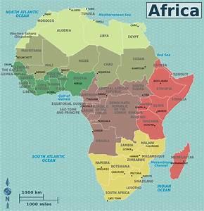 memorizing capi... African Countries