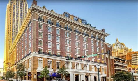 Battle House Hotel In Mobile Alabama Has A Haunting History