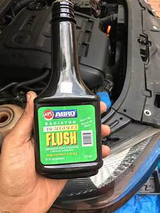 Diy  Engine Coolant Flush  U0026 Change