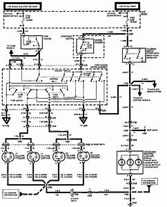 1991 Oldsmobile Cutlass Ciera Light Wiring Diagram