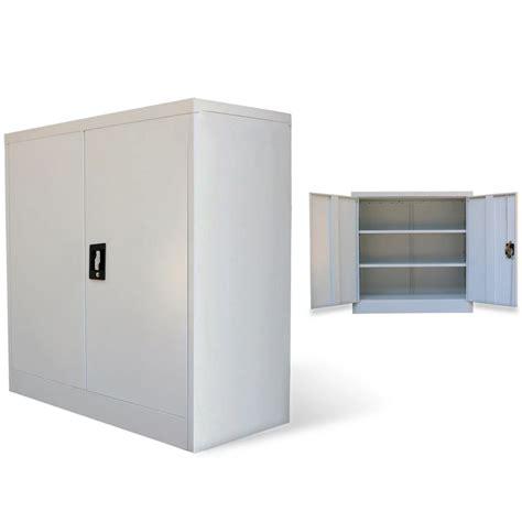 bureau 90 cm la boutique en ligne armoire métallique de bureau avec 2