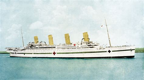 Rms Olympic Sinking by Hmhs Britannic Of War By Rms Olympic On Deviantart