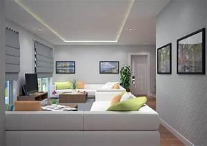 Modele De Salon : villa contemporaine 150 m2 etage mod le pinede salon ~ Premium-room.com Idées de Décoration