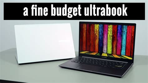 good budget ultrabook asus vivobook   review