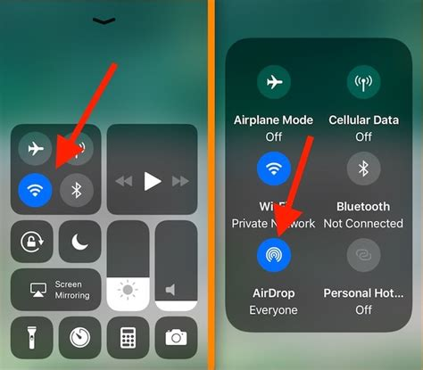 airdrop music from iphone to iphone how to fix airdrop missing on iphone 6 6 plus 7 7 plus Airdr