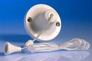 15 Amp 1 Way Dp Ceiling Pull Cord Switch