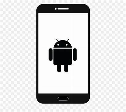 Android Phone Icon Smartphone Clipart Transparent Icons