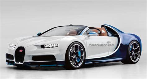 Drop Top Bugatti by Bugatti Chiron Grand Sport Resurfaces In Excellent New