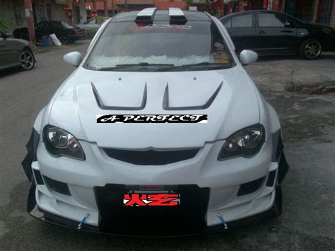 gen  custom body kits proton johor bahru jb malaysia body