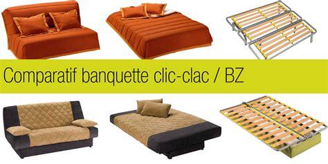 canapé clic clac 2 places clic clac 2places noel 2017