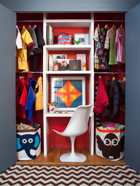 Kid Closet Organizers by Organizing Tips For Filers And Pilers Hgtv