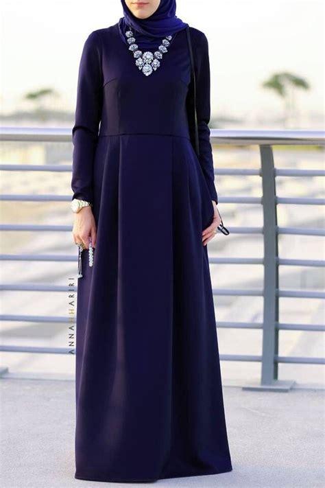baju muslim syar i untuk ke pesta 25 model baju gamis terbaru 2018 elegan stylish