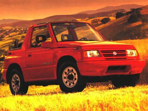Suzuki Sidekick Review by 1996 Suzuki Sidekick Reviews Specs And Prices Cars
