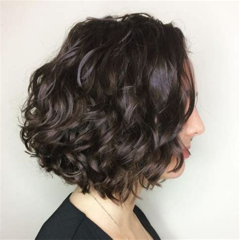 versions  curly bob hairstyle   bob