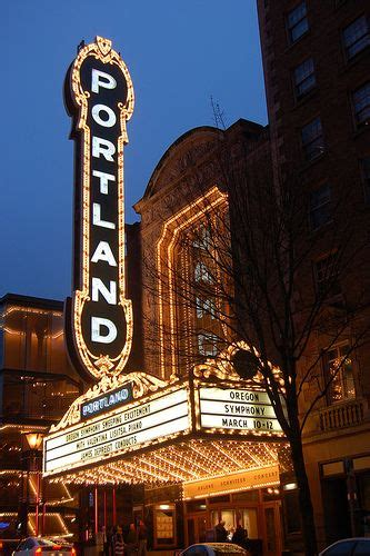 Theater Portland by Portland Theatre Oregon Vintage Theatres With A Dash Of