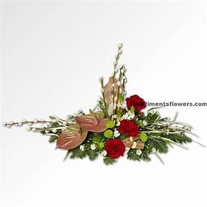 Unique Table Flower Arrangement - Flower