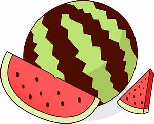 Watermelon Plant Clipart - ClipartXtras