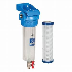 Filtry na vodu outdoor