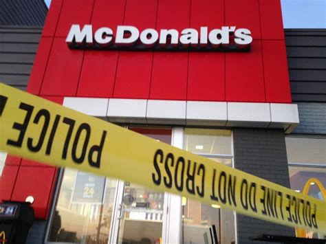 Mcdonalds Kitchener by Armed Robbery At Kitchener Restaurant 3 Of 4 Suspects In