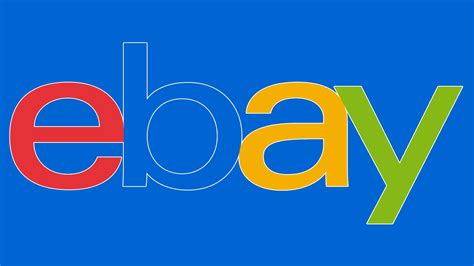 eBay logo and symbol, meaning, history, PNG