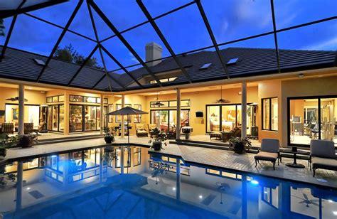 Outdoor Lanai by Lavish Lanai Living Susan S Guide To Sanibel Real Estate