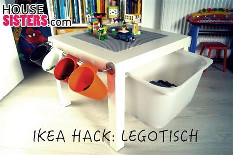 Ikea Tisch Lack Diy by Diy Ikea Lack Kinderzimmer Hack Lego Tisch Housesisters