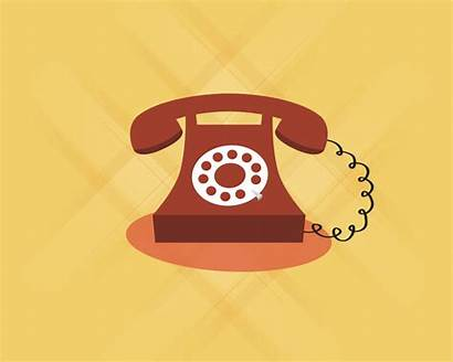 Phone Telephone Ringing Animated Gifer Gifimage