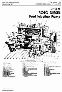 John Deere 1020  1120  1630 Tractors Technical Service