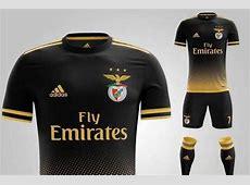 Será este o novo equipamento alternativo do Benfica