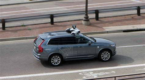 Uber's Fleet Of Selfdriving Cars In Pittsburgh Back On