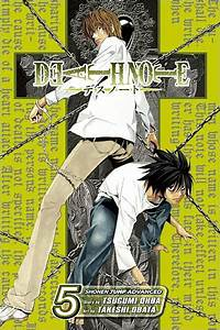 Death Note, Volume 5: Whiteout by Tsugumi Ohba, Takeshi ...