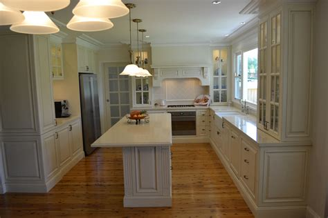 Traditional French Provincial Kitchens