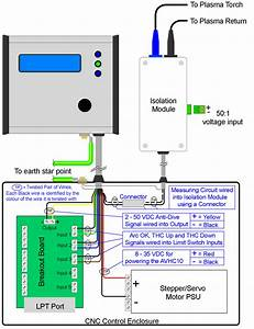 Cnc Thc Wiring Diagram
