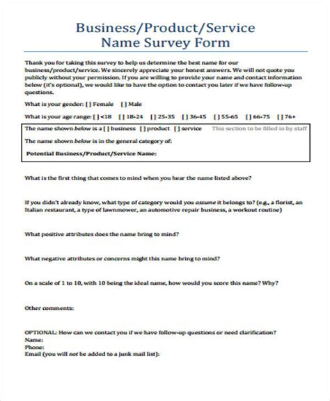 product survey templates best resumes