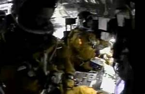 Inside Space Shuttle Columbia - Pics about space