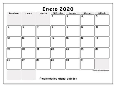 calendario enero ds michel zbinden es