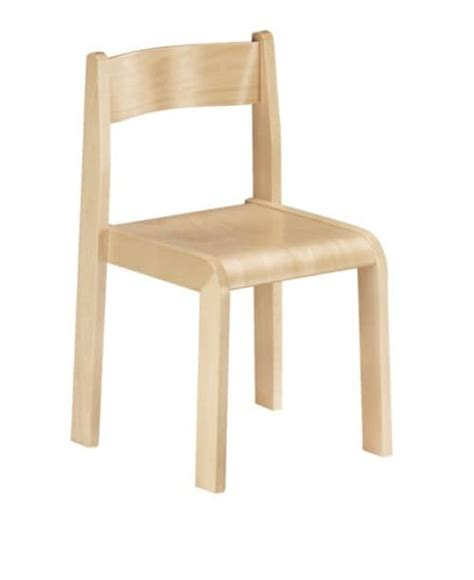 chair in wood non toxic paint for schools and