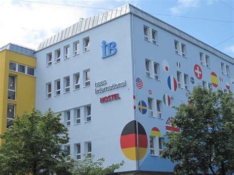 Haus International (munich, Germany)  Hostel Reviews