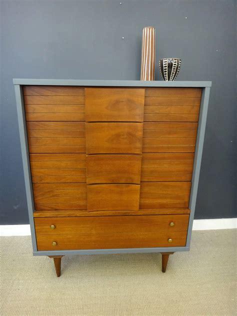 mid century johnson carper dresser retrocraft design
