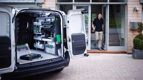 van racking system  cut  transport costs
