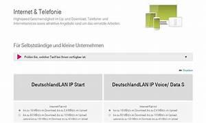 Rechnung Online Telekom Business : telekom business internet f r selbst ndige und firmen ~ Themetempest.com Abrechnung