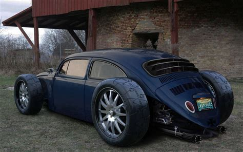 volkswagon hot rod rods   custom  wallpaper