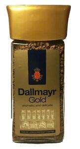 Enjoy the taste of gold peak real brewed tea in a variety of flavors. Dallmayr GOLD Instant Coffee -1 jar /100 cups 7.05oz - 200g Delicious Cafe   eBay