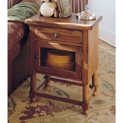 broyhill attic heirlooms chairside table like home
